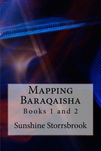 9781533067722: Mapping Baraqaisha Book 1 (Volume 1)