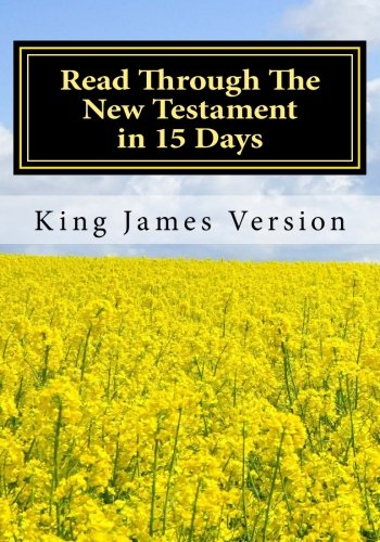9781533068613: Read Through The New Testament in 15 Days