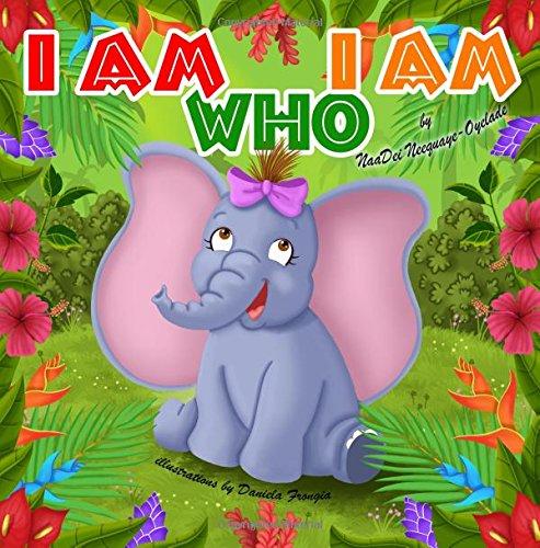 9781533071439: I am who I am