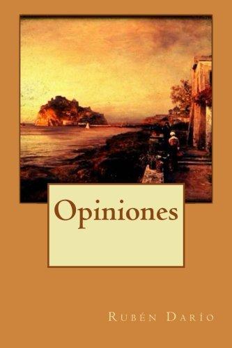 Opiniones: Ruben Dario