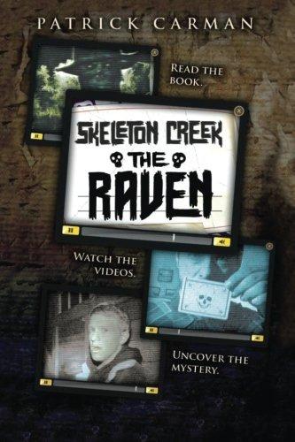9781533090713: Skeleton Creek #4: The Raven
