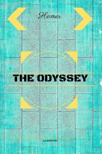 9781533097385: The Odyssey: By Homer - Illustrated