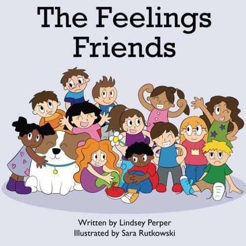 9781533114198: The Feelings Friends (Volume 1)