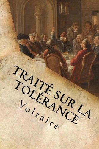 Traite Sur La Tolerance: Voltaire