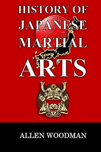 9781533121301: History of Japanese Martial Arts