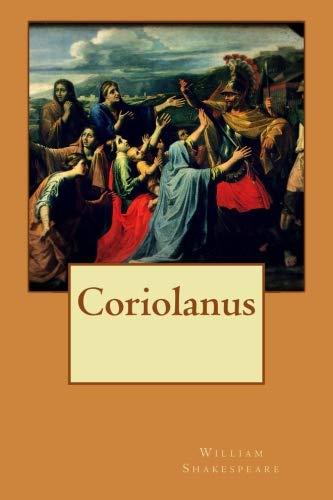 9781533128485: Coriolanus