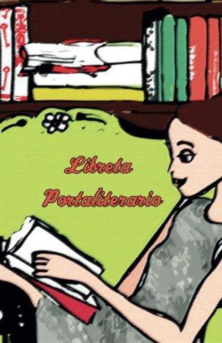 9781533130839: Libreta portaliterario: interior blanco y negro (Volume 1) (Spanish Edition)