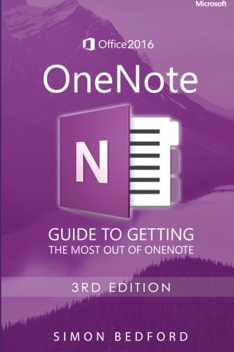 9781533136695: OneNote for New Users (Onenote user manuel, OneNote app, OneNote software, Microsoft OneNote)