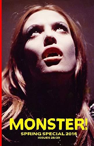 9781533151544: Monster! #28/29 (Vampire cover): Super Spring Special - Lovecraftian Vampires & more