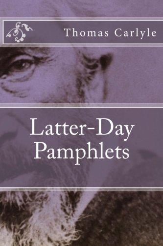 9781533158130: Latter-Day Pamphlets