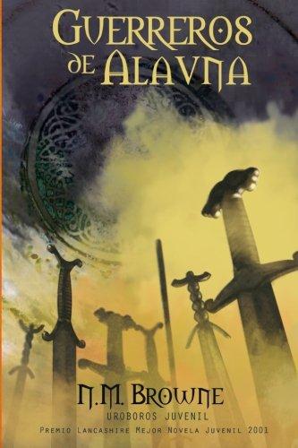 9781533162441: Guerreros de Alavna (Spanish Edition)