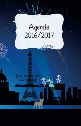 9781533170439: Agenda 2016 2017: interior blanco y negro (Encargos Susana) (Volume 1) (Spanish Edition)