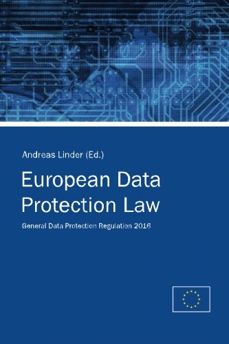 9781533170835: European Data Protection Law: General Data Protection Regulation 2016