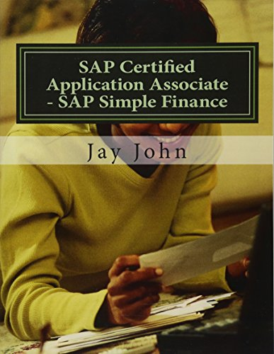 9781533172129: SAP Certified Application Associate - SAP Simple Finance