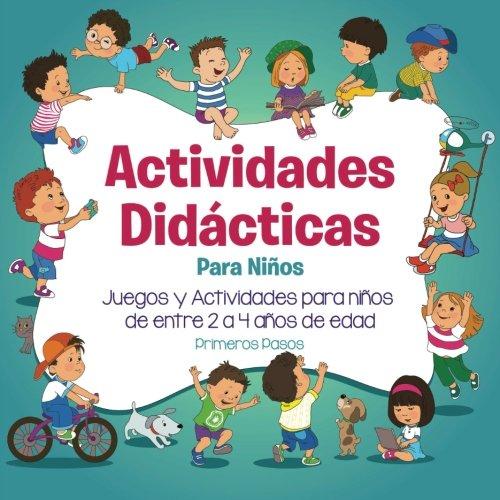 9781533172723 Actividades Didacticas Para Ninos Juegos Y