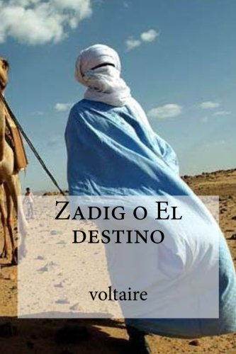 9781533179265: Zadig o El destino (Spanish Edition)