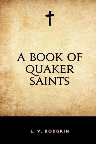 9781533206367: A Book of Quaker Saints