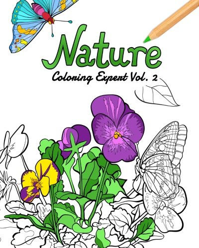 Nature Coloring: Volume 2 (Coloring Expert): playground