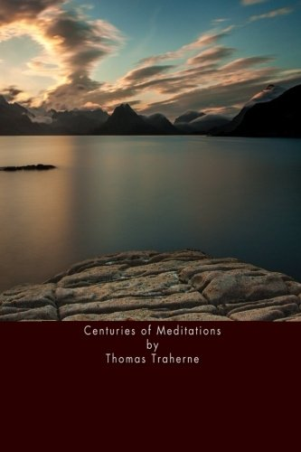9781533220639: Centuries of Meditations