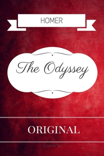 9781533247216: The Odyssey: By Homer - Illustrated
