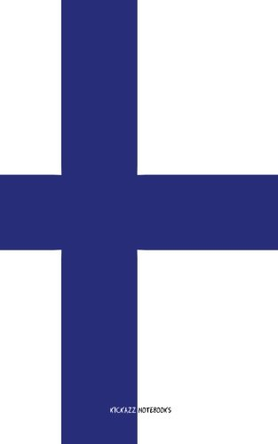 9781533249999: Flag of Finland: Notebook