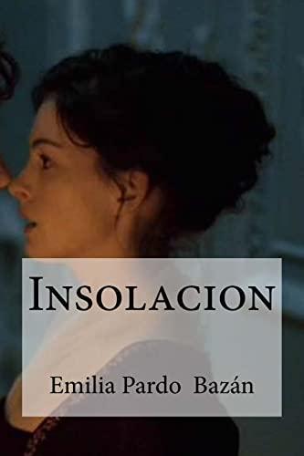 9781533251206: Insolacion (Spanish Edition)