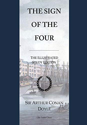 9781533268761: The Sign of the Four: GCSE English Illustrated Student Edition with wide annotation friendly margins