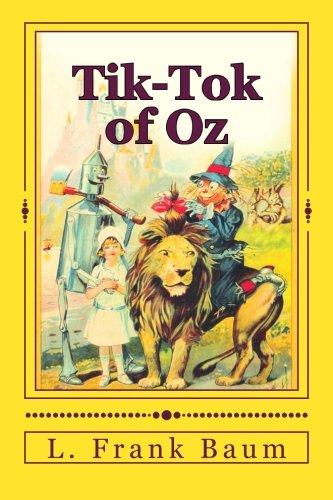 9781533268914: Tik-Tok of Oz