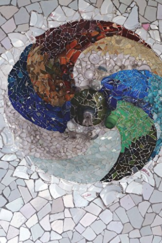 9781533269584: Gaudi Mosaic in Park Guell, Barcelona Spain Journal: 150 page lined notebook/diary