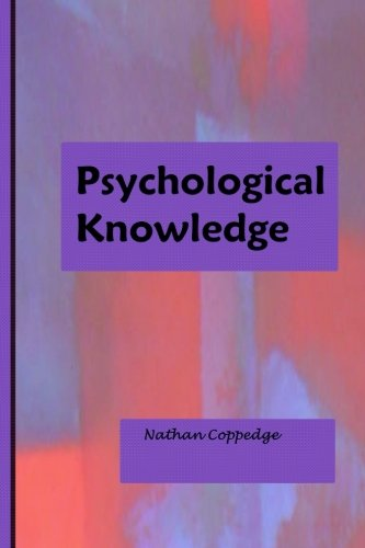 9781533270474: Psychological Knowledge: Insight Into Aspects of Psychology