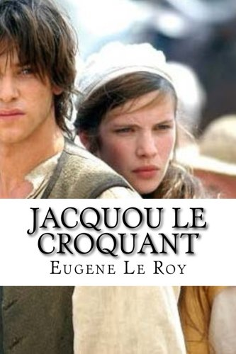 9781533303363: Jacquou Le Croquant (French Edition)