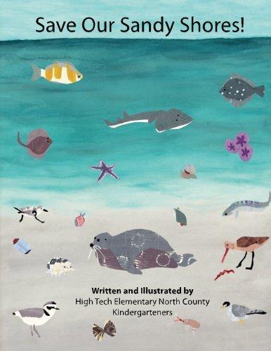 9781533311344: Save Our Sandy Shores