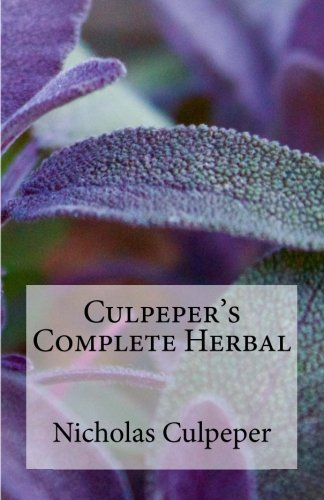 9781533313416: Culpeper's Complete Herbal