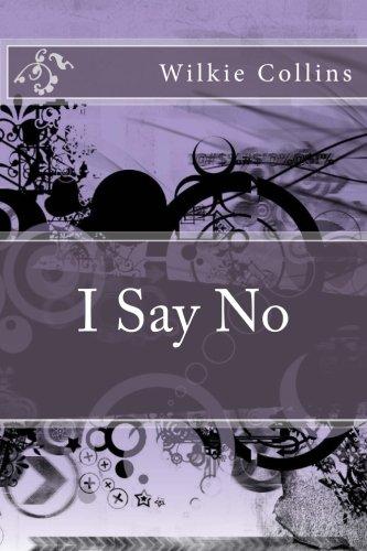 9781533316356: I Say No