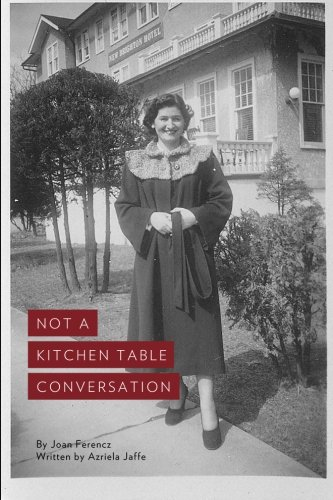9781533328335: Not a Kitchen Table Conversation