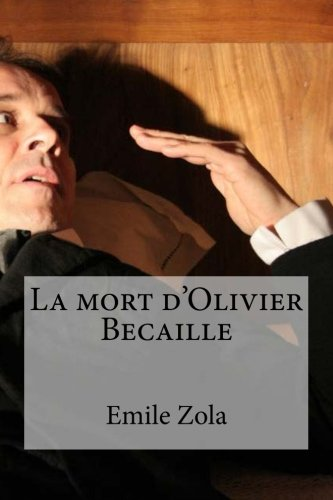 9781533335951: La mort d'Olivier Becaille (French Edition)