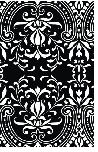 9781533342836: My Dot Journal: Ornate Black & White Print Soft Cover, 5.5 x 8.5 inch: a beginners creative bullet journal