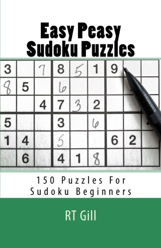 9781533354327 Easy Peasy Sudoku Puzzles 150 Puzzles For Sudoku