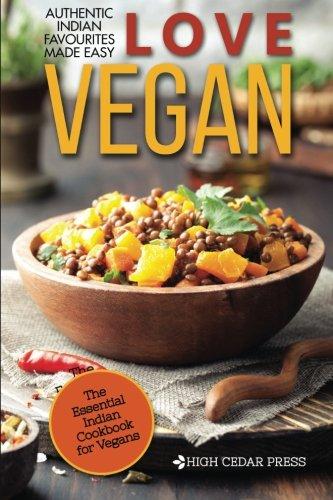9781533356253: Vegan: The Essential Indian Cookbook for Vegans
