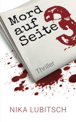 9781533357380: Mord auf Seite 3 (German Edition)