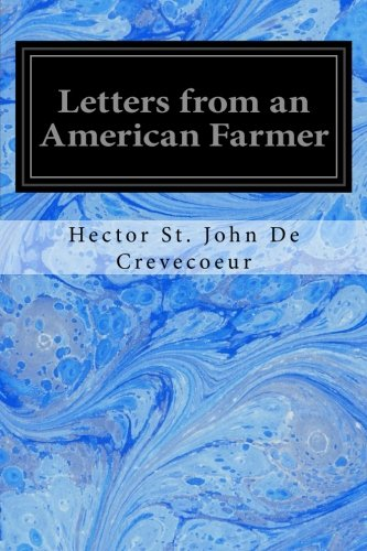 9781533358332: Letters from an American Farmer