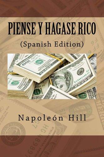 9781533366368: Piense y hagase Rico (Spanish Edition)