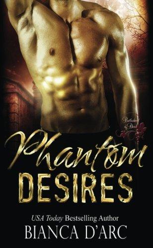 9781533367211: Phantom Desires (Brotherhood of Blood) (Volume 3)