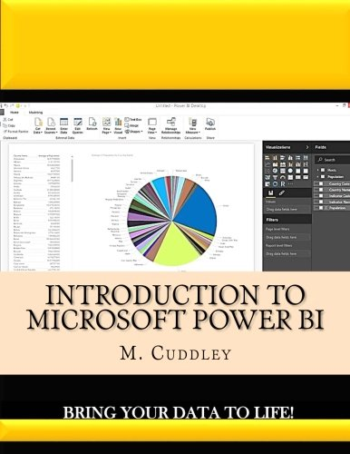 9781533373892: Introduction To Microsoft Power BI: Bring Your Data To Life!