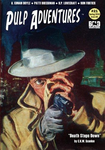 Pulp Adventures #21: Sherlock Holmes and the: McFarlane, Adam Beau;
