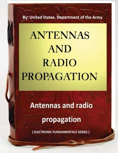 Antennas and Radio Propagation ( Electronic Fundamentals: Department of the
