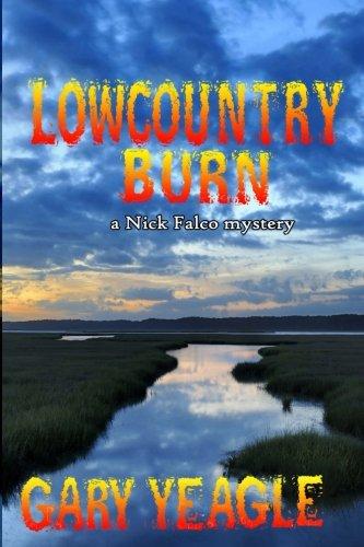 9781533394590: Lowcountry Burn (Volume 1)