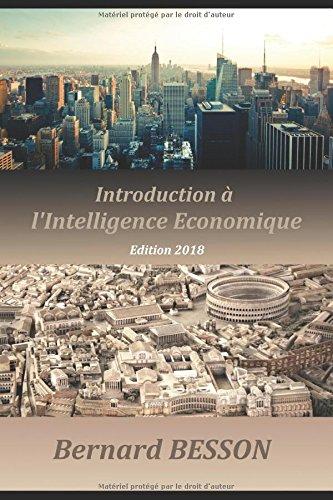 9781533402226: Introduction à l'intelligence économique (Introduction l'intelligence conomique) (Volume 2) (French Edition)