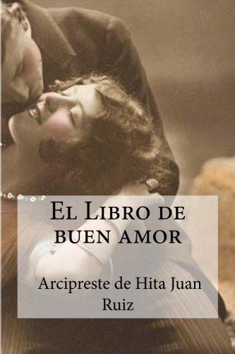 9781533426949: El Libro de buen amor: Arcipreste de Hita, Juan Ruiz