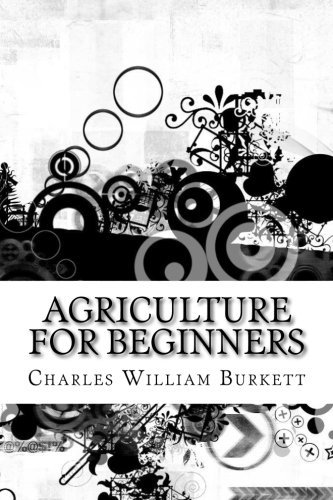 9781533430533: Agriculture for Beginners